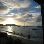 Sunset at Calmos