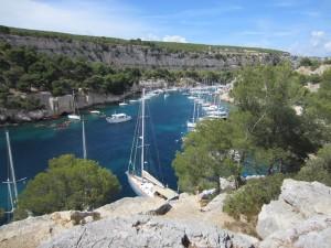 Port Mieu calanque